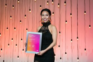 Telstra Business Womans Award 2017