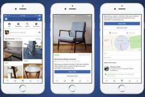 Decluttering, Sell your unwanted goods on Facebook Marketplace