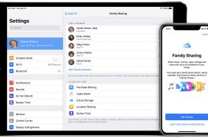 Share Purchases with Family, Not Your Apple ID…