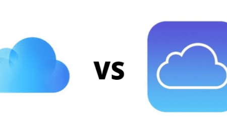 Difference between Apple iCloud and iCloud Drive